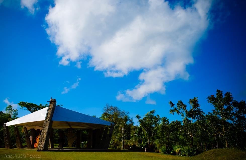 Tent Chapel Caleruega